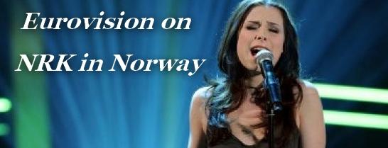 eurovision on NRK